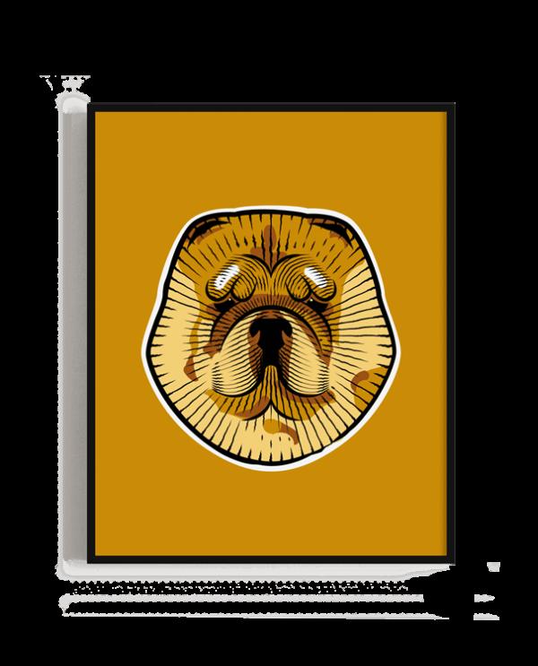 Respresentación de una mascota para su dueño